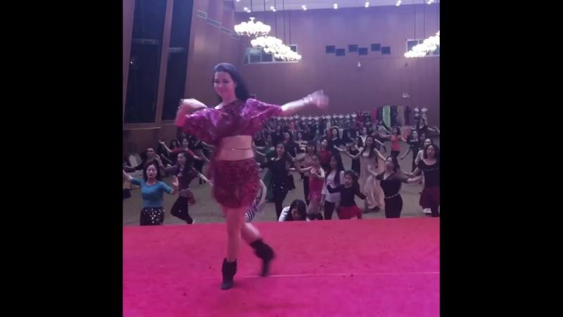 Марта Корзун bellydancetv tanec jivota