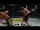 Faleot UFC Undisputed 3 Прохождение карьеры Часть 4 PS3
