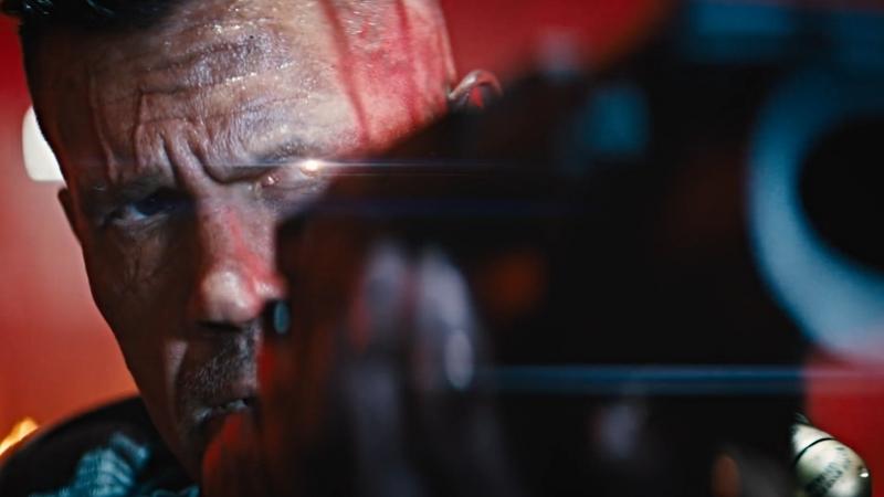 Трейлер «Meet Cable» с русскими субтитрами к фильму «Дэдпул 2»