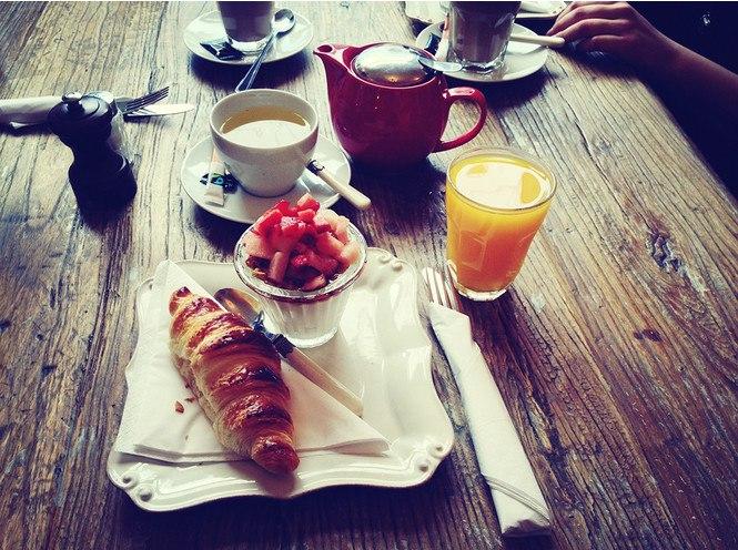 Утренний напиток