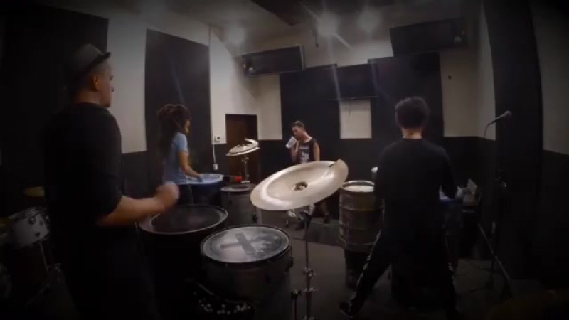 Elias Green w/ Street Drum Corps - First rehearsals / how it was (Part 1)