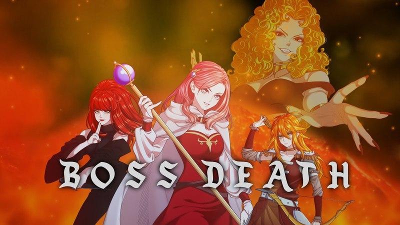 【MiYuki Tamoe x MsSok x Alu 】 - Boss Death {Hatsune Miku Iso-P RUS COVER} [HBD, Jeroi D. Mash!]