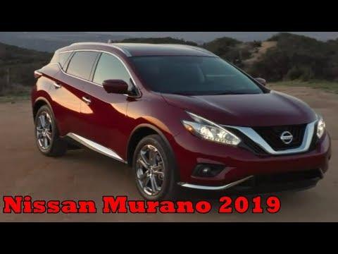 Nissan Murano 2019 Facelift -Обновленная версия кроссовера(рестайлинг).