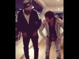 Уилл Смит и Марк Энтони танцуют сальсу