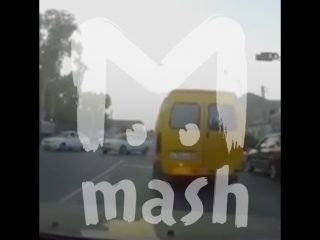 За минуты до задержания водителя в Дагестане