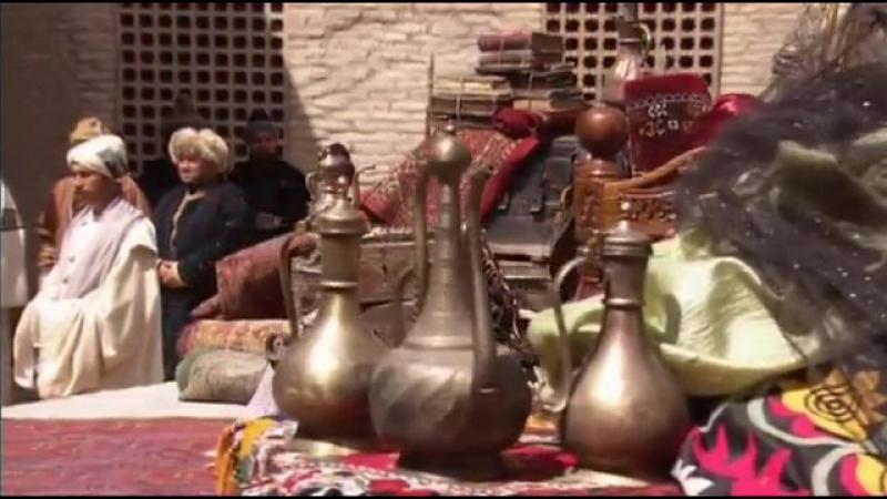 Прорицатель Омар Хайям. Хроника легенды 3 серия из 8