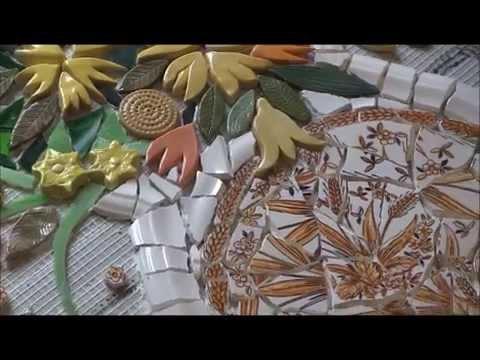 LE FINESTRE DI BRENTA Mosaic Art Symposium