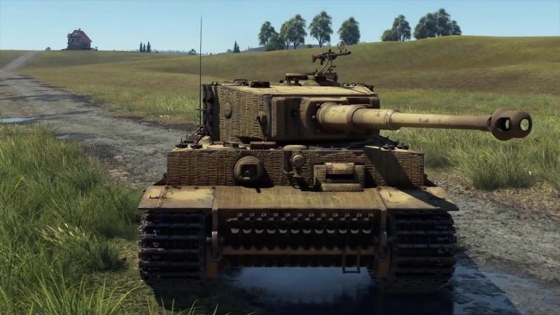 💥 ИС-2 против «Тигра» - War Thunder