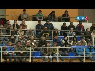 В Якутии 36 атлетов начали борьбу за участие в играх «Дыгына»