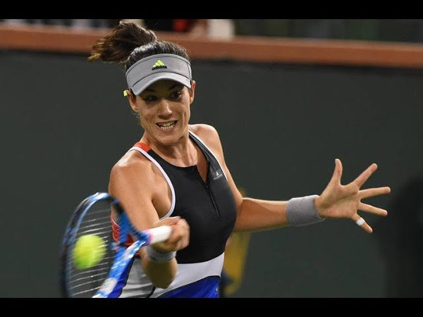 Garbine Muguruza vs Renata Zarazua Highlights MONTERREY 2018