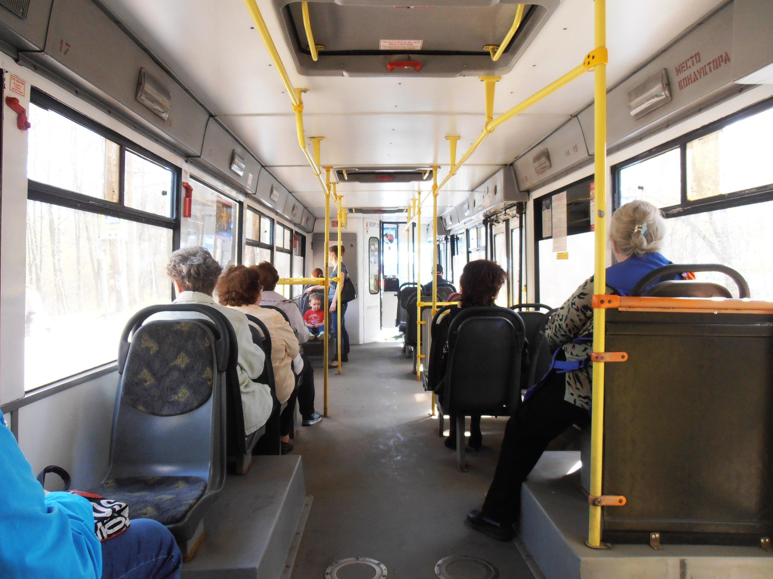 Автобус №23. Пассажиры