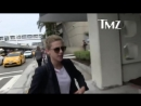 New Lili interview by TMZ at LAX airport discussing the topic on school shootings (May 18)