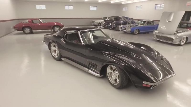 1972 Corvette Coupe ZL1 Lange