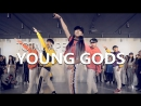 Viva dance studio Young Gods - Total Ape  Jane Kim Choreography