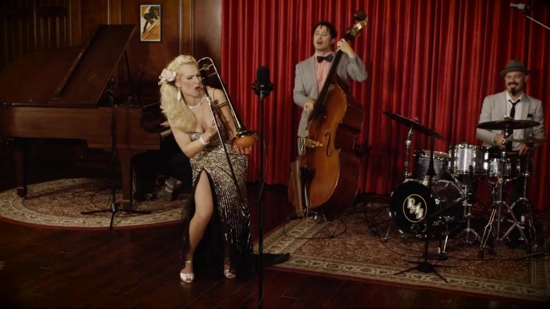 Для любителей джаза... The Final Countdown - Europe (Vintage Cabaret Cover) ft. Gunhild Carling