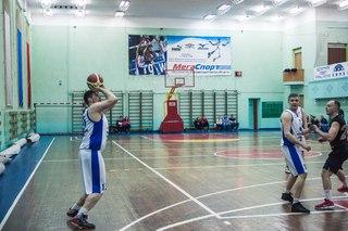 29.03.2018 | СШОР № 8 им.В.А. Блохина vs X-Fit 1