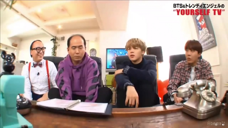 `SHOW` 180217 Face Yourself Special Broadcast (J-Hope Jimin).