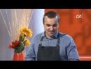 05.Молекулярная кухня греческий салат с бальзамическим жемчугом.