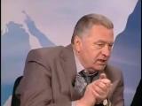 Жириновский устроил драку на телевидении 2008 февраль