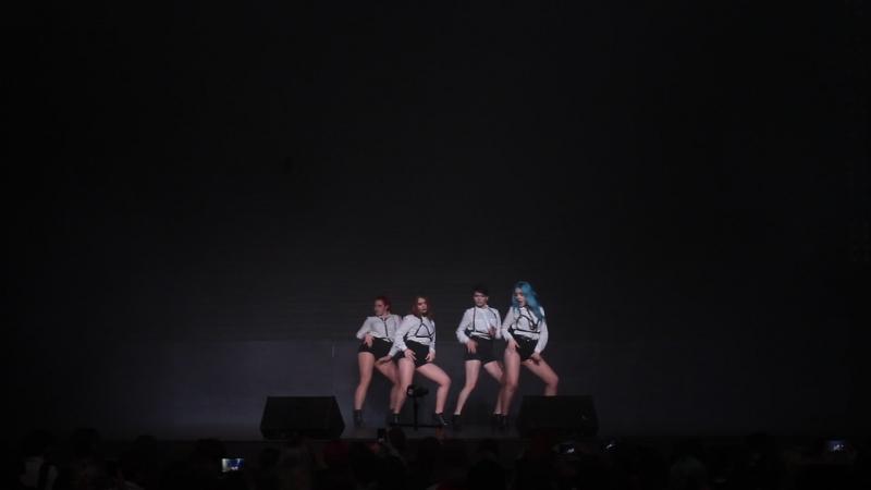 CRIA Girls Girls DEAL IdolCon 2018