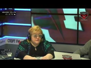 Заслуженный тренер по фигурному катанию Нина Мозер о Евгении Медведевой