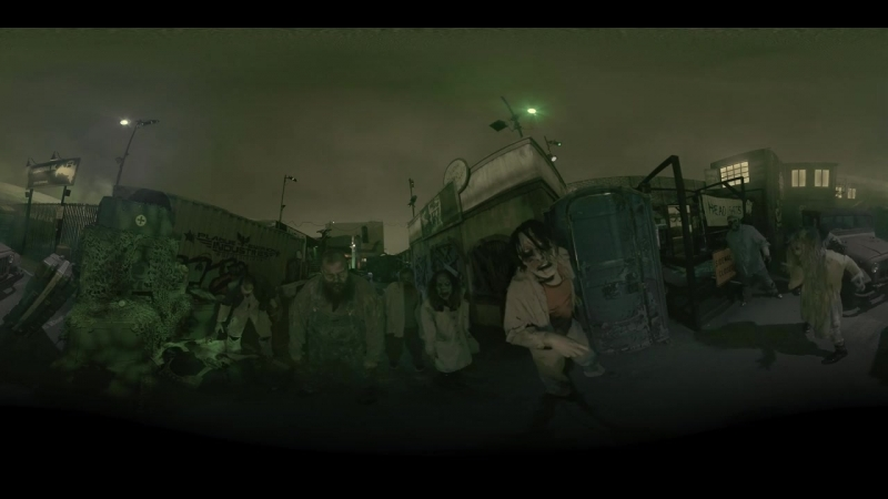 Knotts Scary Farm - Special Ops: Infected 360\xB0 Nightmare