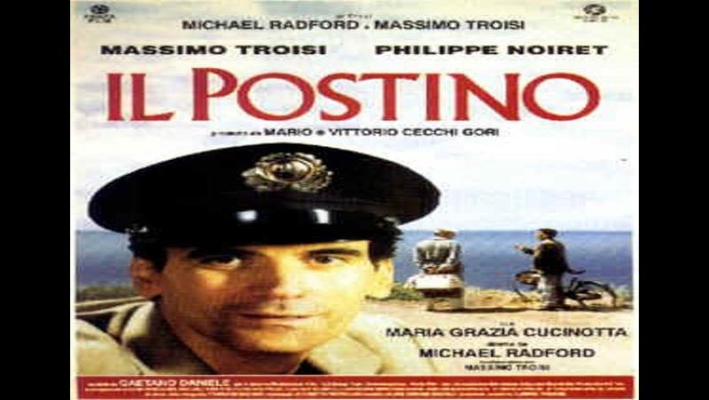 Il postino -Michael Radford -1994- Massimo Troisi Maria Grazia Cucinotta Philippe Noiret Linda Moretti