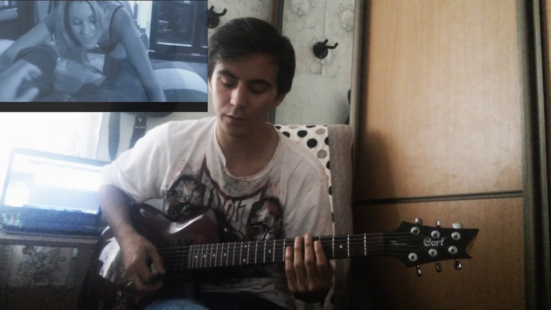 Muse - Hysteria (Guitar Cover)