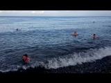 Первый день на море, 23.07.17, 645 утра))