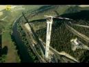 National Geographic Суперсооружения Мегамосты Мост Миллау Millau Bridge 2009