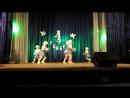 танец капелек