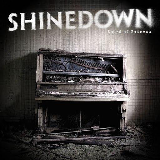 Shinedown альбом Sound Of Madness (International)