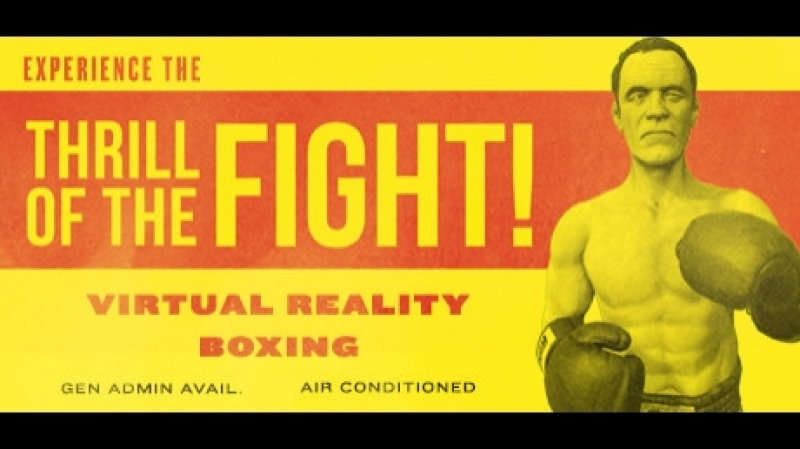 Игротека VIVE BOX: The Thrill of the Fight - VR Boxing