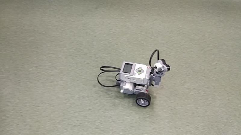 робот-путешественник