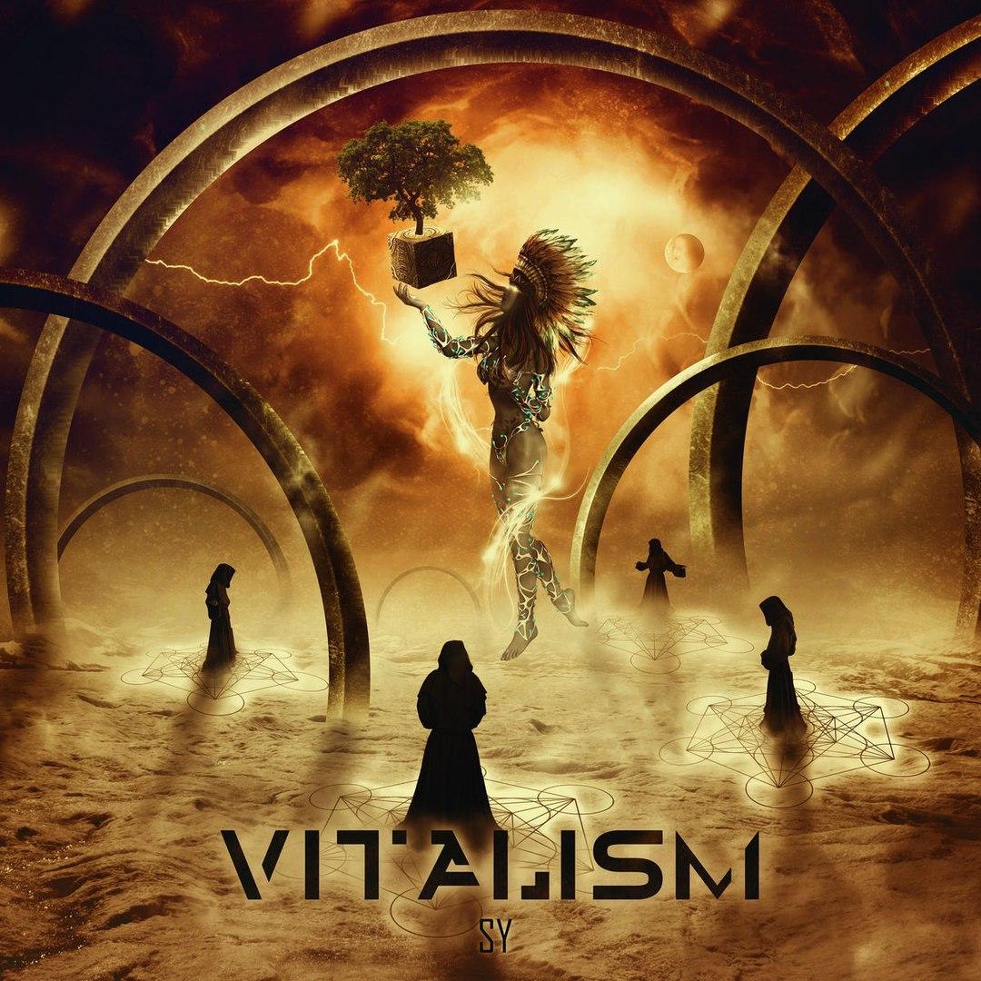 Vitalism - SY [EP] (2017)