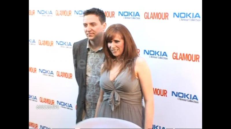 Премия «Женщина года» от журнала «Glamour» (05.06.2007)