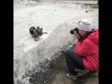 Первый урок по фотографии