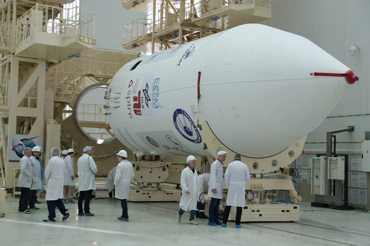 New Russian Cosmodrome - Vostochniy - Page 8 EbyRPwwEKIw