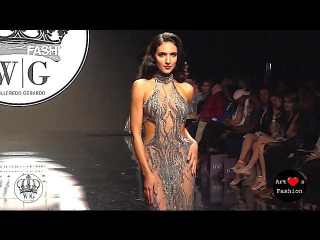 WILLFREDO GERARDO Los Angeles Art Hearts Fashion Spring Summer 2017 - Fashion Channel