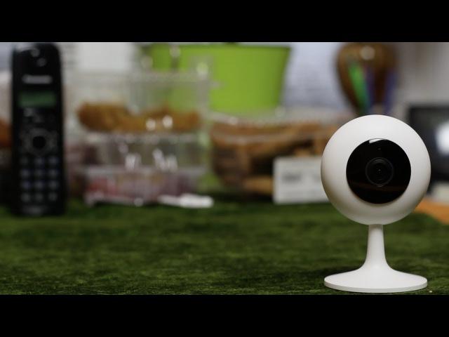 ПОДРОБНЫЙ ОБЗОР XIAOMI CHUANGMI 720P Smart Camera IR ► УМНАЯ IP КАМЕРА НОЧНОЕ ВИДЕНИЕ
