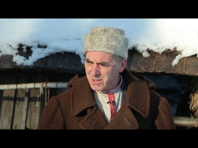 Алесь Лось у перадачы Вяскоўцы расказвае пра дуду, колавую ліру і цымбалы.