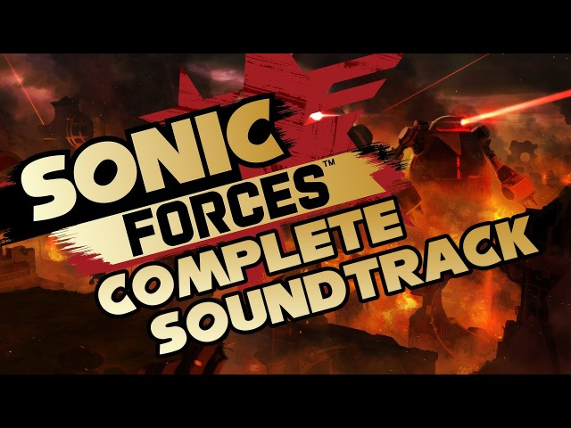 Sonic Forces - Complete Soundtrack [Full OST]