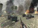Call Of Duty 5 World At War (PC, 2008) Миссия 3 Жёсткая посадка