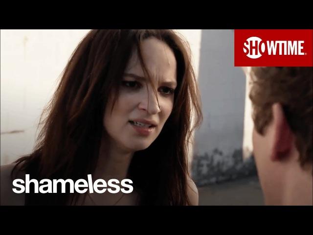 'Charlie Got Some Girl Pregnant' Ep. 9 Official Clip | Shameless | Season 8