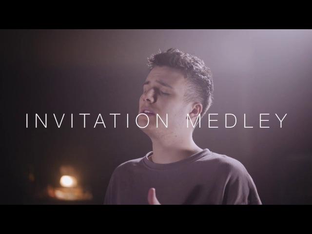 Invitation Medley Turn Your Eyes Upon Jesus I Have Decided I Surrender All Anthem Lights