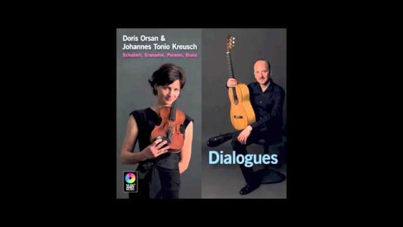Doris Orsan Johannes Tonio Kreusch Enrique Granados Andaluza Danza Española смотреть онлайн без регистрации