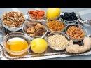 3 СУПЕР РЕЦЕПТА ВИТАМИННЫХ СМЕСЕЙ для укрепления иммунитета Мед лимон имбирь сухофрукты орехи