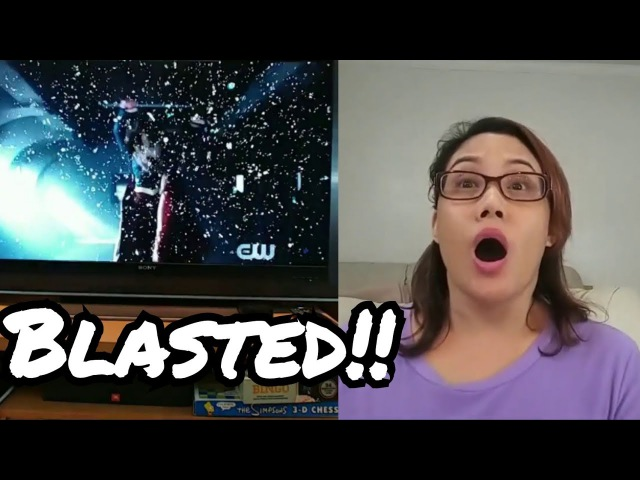Supergirl 3x13 Both Sides Now Reaction Video смотреть онлайн без регистрации