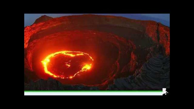 Йеллоустоун в сравнении с этим вулканом как три копейки с воздушным шаром