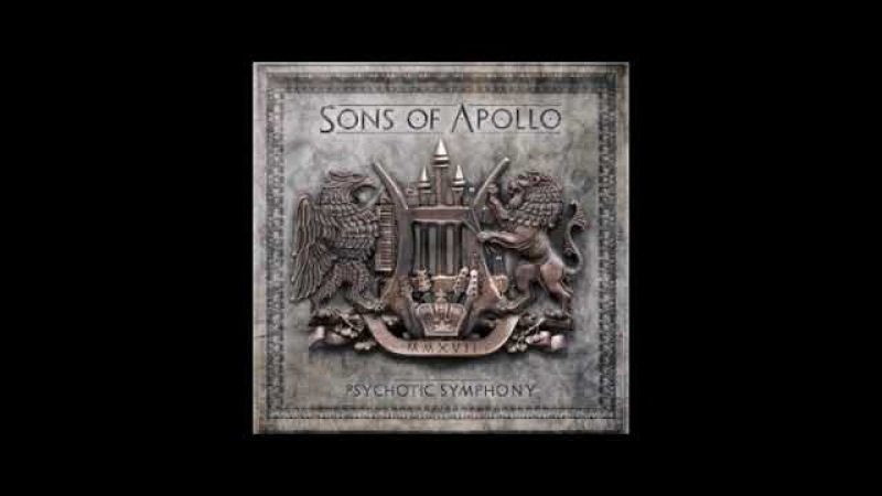 Sons Of Apollo -2017- Psychotic Symphony (LP, EU, Inside Out Music)